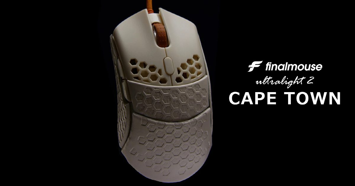 Finalmouse ultra light 2 CAPE TOWN